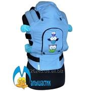 Эргономичный рюкзак с сеточкой на спинке фото