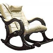 Массажное кресло-качалка EGO WAVE EG-2001 Шампань в комплектации ELITE и PREMIUM фото