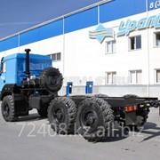 Шасси Урал 6370М-1151-10 фото