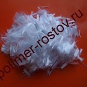 Фиброволокно для стяжки фото