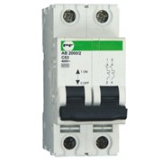 Автоматический выключатель АВ2000 2Р C 32A 6кА, модульные автоматические выключатели Standart фото