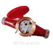 Счетчик воды groos MTK-UA 50 горячая вода фото