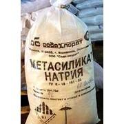 Натрия метасиликат. фото