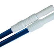 Телескопическая ручка для пылесоса 2,4-4,8м фото