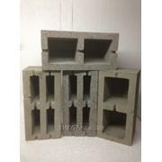 Блоки стеновые керамзитобетонные, пескобетонные, керамзитные, крупноформатные. фото