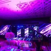 Прокат и аренда LED экранов P4 фото