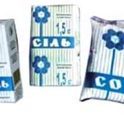 Соль поваренная пищевая ГОСТ Р 51574-2000 фото