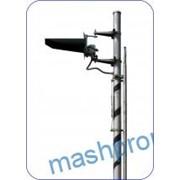Светофор заградительный со светодиодными светооптическими системами 17669-00-00 ТУ32 ЦШ 2141-2009 фото