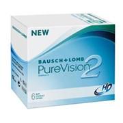 Контактные линзы Pure Vision 2HD фото