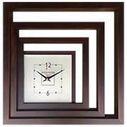 Часы настенные Mado Восход солнца (Хи-но де) 40х40см. арт.M832 (MD-911) фото