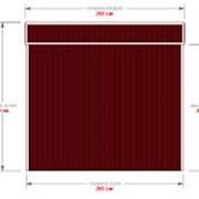 Barnas 3x4 м (2,90х3,95х1,84м) (Барнас 3х4) фото