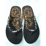 Обувь пляжная, летняя фото