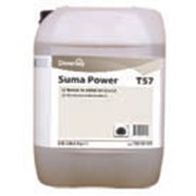 Средство для замачивания и отбеливания посуды с растворителем крахмала Suma Power T57 28.60 кг Артикул 7010115 фото