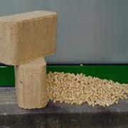 Биотопливо, древесные пеллеты фото