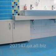 Стильная мебель для ванной комнаты фото