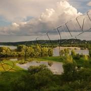 Фоторабота Порыбачить у пруда фото