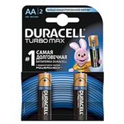 Батарейка Duracell NH АА Turbo пальчиковая 2 штуки фото