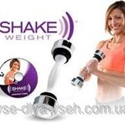 Тренажер Шейк Уэйт SHAKE WEIGHT Виброгантель женская тренажер для рук Шейк Уэйт фото