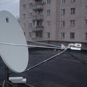 Инсталляция систем спутникового интернета. VSAT фото