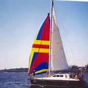 Парусно-моторная яхта `НАВИГАЛЬ-1256` фото