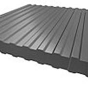 Профнастил НС-10 0,5мм Серый RAL7004 двухсторонний фото