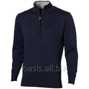 Пуловер Set с молнией, мужской фото