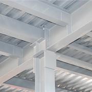 Антикоррозионная защита металлоконструкции зданий фото