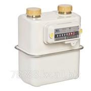 Счетчик газа бытовой G-4 ( С адаптером) фото