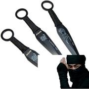 Нож метательный Меткий самурай фото