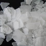 Сода каустическая чешуя фото