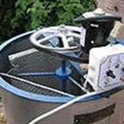 Привод электрический для медогонок фото