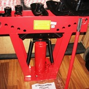 Трубогиб ручной гидравлический TL0300-1 12тн.д-50мм. фото