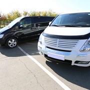 Аренда минивена Hyundai Grand Starex в Астане фото