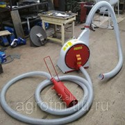 Дробилка молотковая пневматическая ДВР-22 фото
