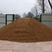 Песок в Алматы. Барханный-мытый фото