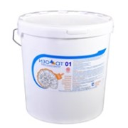 Теплоизоляционная краска белого цвета Изоллат 01 фото