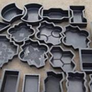 Оборудование для производства брусчатки, тротуарной плитки, плитки под камень фото