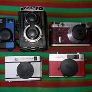 Пленочные фотоаппараты фото