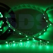 LED лента открытая, IP23, SMD 3528, 60 диодов/метр, 12V, цвет светодиодов зеленый NEON-NIGHT фото