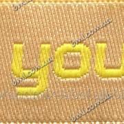 Бирка с логотипом мод 07/013 фото