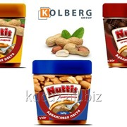 Арахисовая паста Nuttis 330гр фото