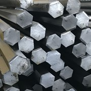Шестигранник стальной 4 мм 40Х ГОСТ 8560-78 фото
