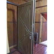 Входная  дверь для внешнего использования фото