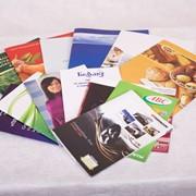Печать листовок, (флаеров), буклетов, брошюр, каталогов. фото