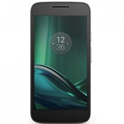 Мобильный телефон Motorola Moto G 4th gen Play (XT1602) 16Gb Black (SM4410AE7K7) фото