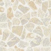 Стеновая панель 150/305 см, мейсен ваниль фото