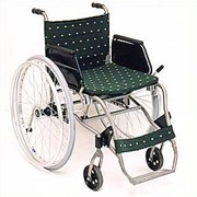 Титановая коляска с откидной спинкой для инвалида, ведущего активный образ жизни фото