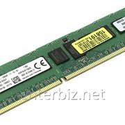 Модуль памяти DDR3L 8GB/1600 ECC REG 1,35V Kingston (KVR16LR11D8/8), код 106079 фото