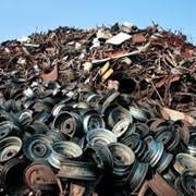 Прием металлолома, сортировка и переработка цветных и черных металлов фото