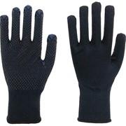 Перчатки NITRAS® 6101 Перчатки трикотажные синие с точечным ПВХ покрытием для уменьшения проскальзывания фото